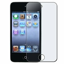Clear Reusable Screen Protector for iPod Touch 4th Gen. 8GB, 32GB, 64GB