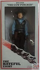 "JOE CAGE 'THE COW PUNCHER' The Hateful Eight NECA 2016 Clothed 8"" Inch FIGURE"