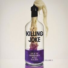 KILLING JOKE - LIVE AT THE HAMMERSMITH APOLLO 16.1 VOLUME 1+++ 2 VINYL LP NEU