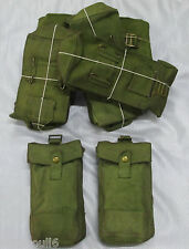 WW2 Aussie issued basic pouch jungle green ,1942-3
