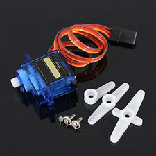 SG90 9G Micro Servo Motor for RC Helicopter Robot Boat JR Futaba Align T-Rex 1PC