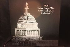 2006 US Mint American Legacy 12 Coin Proof Set w/2 Commemorative Silver $
