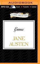 Emma by Jane Austen (2015, MP3 CD, Unabridged)
