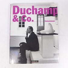 1997 Vintage Duchamp & Co. Pierre Cabanne Terrail Paperback Book