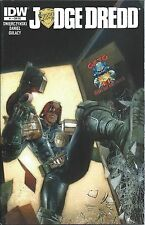 JUDGE DREDD 1 2012 SERIES RARE GIFTS FOR THE GEEK VARIANT NM GFTG