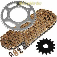 GOLDEN O-Ring Drive Chain & Sprocket Kit Fits SUZUKI GSX-R600 GSXR600 1998-2000