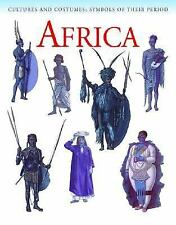 Africa (Cultures and Costumes)-ExLibrary