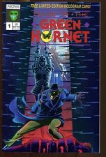 TALES OF THE GREEN HORNET #1-3 NEAR MINT COMPLETE SET 1992