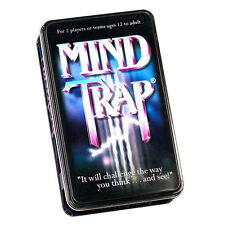 Mind Trap - Classic Puzzles, Murder Mysteries, Conundrums & Trick Questions