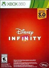 Disney Infinity (3.0 Edition) (Microsoft Xbox 360, 2015)  Sealed  Free Shipping!
