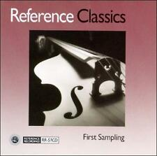 Reference Classics: First Sampling, New Music