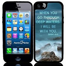 Isaiah 43:2 When You Go Through Deep Waters I Will Be With You For Iphone 6 Case