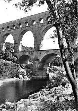BR7759 Le Pont du gard Aqueduct roman    france