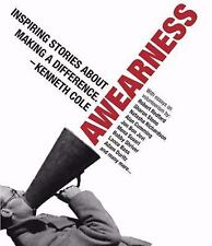 Awearness: Inspiring Stories about How to Make a Difference Cole, Kenneth Paper