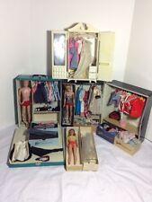*Huge Lot* Vintage 1960's Barbie Ken Midge plus dozens Clothing and Accessories