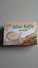 2 Box Instant Coffee - White Coffie Original  Low Acid Kopi Luwak From Indonesia