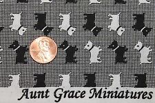 "AUNT GRACE ""MINIATURES"" COTTON QUILT FABRIC CIRCA 1930's BTY MARCUS 5160-0312"