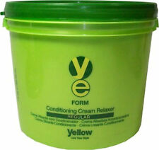 YELLOW FORM CONDITIONING CREAM RELAXER REGULAR 1.8 KG / 63.49 OZ