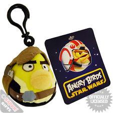 Angry Birds Star Wars Clip Para Bolsos. han Solo Retro Sci Fi Rovio Juego De Regalo