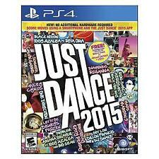 Just Dance 2015 (Sony PlayStation 4, PS4) - BRAND NEW