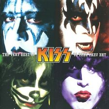 1 Cent CD: The Very Best of Kiss [Slimline] NEW & SEALED