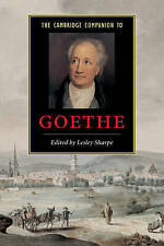 El compañero de Cambridge a Goethe por Cambridge University Press (de Bolsillo,...