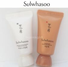 Sulwhasoo Overnight Mask 15ml + Snowise Brightening Exfoliating Gel 15ml, 2pcs