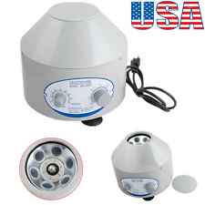 USA Seller Electric Centrifuge Machine 4000rpm Lab Medical Practice 4000r/Min CE