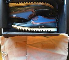 Mens ATELIERS HESCHUNG  Apache Hunting Moccasins Ripple Sole SZ 8 (US 8.5-9)