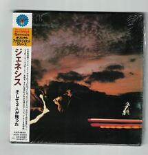 GENESIS AND THEN THERE WERE 3 Japanese Mini cd Brand new sealed original