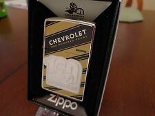 CHEVROLET CHEVY 100TH ANNIVERSARY LIMITED EDITION ZIPPO LIGHTER MINT 4090/5000
