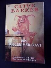 Clive Barker / John Bolton: Ein Höllischer Gast Hardcover  Tilsner verlag