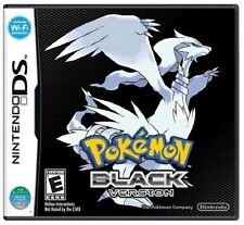 Pokemon Black Version - New Sealed - Nintendo DS Game (2011)