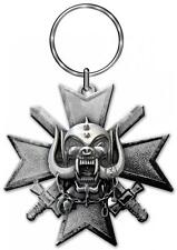 OFFICIAL LICENSED - MOTORHEAD - BAD MAGIC KEYCHAIN METAL KEYRING LEMMY