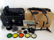 ZENIT-12S Photo-Sniper Complete Set VINTAGE RUSSIA SLR PHOTOGUN CAMERA EXCELLENT
