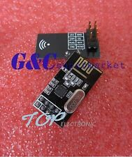 5PCS Arduino NRF24L01+ 2.4GHz Wireless RF Transceiver Module New