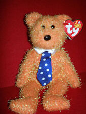 TY Beanie Baby PAPPA FATHERS BEAR MWMT COLLECTOR QUALITY New