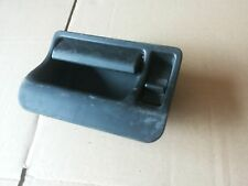 Audi A6 C5 Avant 7 Seater Tailgate Boot Release Handle BLACK 4B9827691