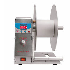 Label Outside Diameter 25-230MM For Digital Automatic Tags Rewinder Machine