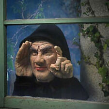 LIFESIZE PEEPING TOM That Taps On Your Window - HALLOWEEN FIGURE CREEPY STALKER