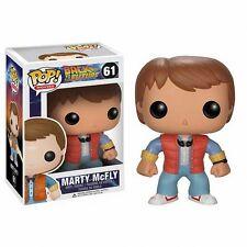 Figura Funko Pop Vinyl Marty McFly de Regreso al Futuro