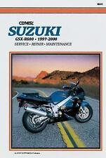 Suzuki GSX-R600 97-00 (Clymer Motorcycle Repair)-ExLibrary