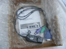 NEW HP COMPAQ KVM INTERFACE ADAPTER PS/2-CAT5 396632-001
