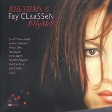 FREE US SH (int'l sh=$0-$3) ~LikeNew CD Claassen, Fay: Rhythms & Rhymes
