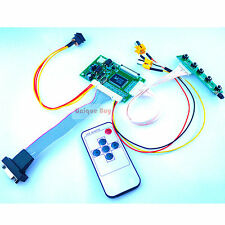 """LCD Controller Board for 7"""" TFT LCD Module 800x480 50Pins AT070TN92/93/94"""