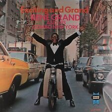 RENE GRAND AND HIS COMBO NEW YORK Exciting and Grand SEECO RECORDS Sealed LP
