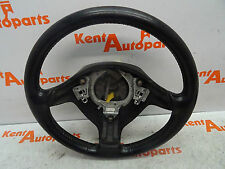 VW GOLF MK4 2003 3 SPOKE LEATHER STEERING WHEEL **FREE UK P&P**
