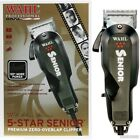 WAHL PROFESSIONAL FIVE 5-STAR SENIOR HAIR CLIPPER #8545 PRO SALON BARBER SET New