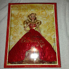 Barbie Collector 2014 Holiday Doll Brand New In Box