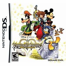 KINGDOM HEARTS Re:coded NINTENDO DS Con Italiano RARO